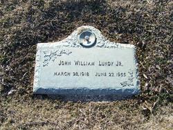 John William Lundy, Jr