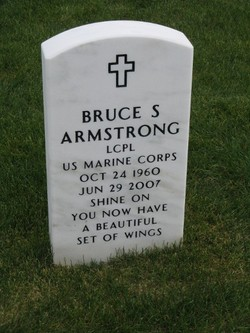 Bruce S Armstrong