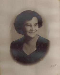 Edna Marie <i>Moore</i> Osterdock