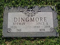 Joyce Ann <i>Cummins</i> Dingmore