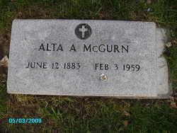 Alta A. Mcgurn