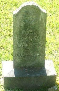 Eliza <i>Pendleton</i> Barnes