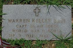 Warren Kelly Bass