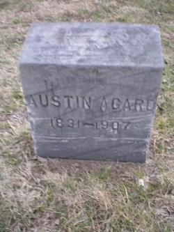 Austin Agard