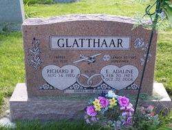 Emma Adeline <i>Perkinson</i> Glatthaar
