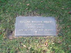 Eugene Walter Hiley, Jr