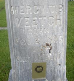 Mercy Truth <i>Barker</i> Keetch