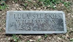 Lela <i>Sturkie</i> Williamson
