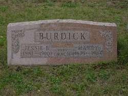 Jessie B Burdick