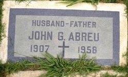 John G. Abreu