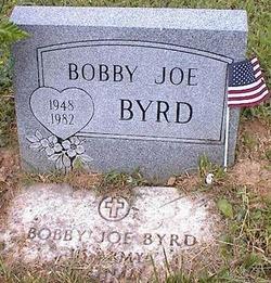 Bobby Joe Byrd