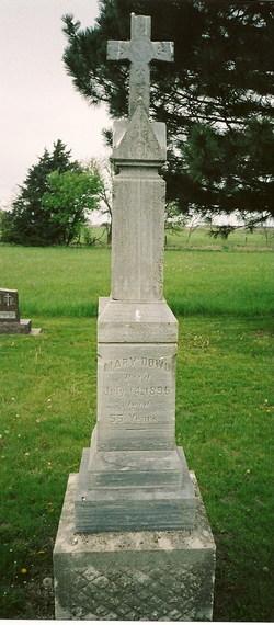 Mary <i>McIlhatton</i> Dowd