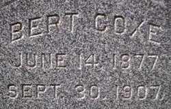 Albert J. Bert Coxe