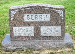 Zella M. <i>DeMoss</i> Berry