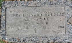 Henry Leonard Douglas