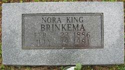 Nora <i>King</i> Brinkema