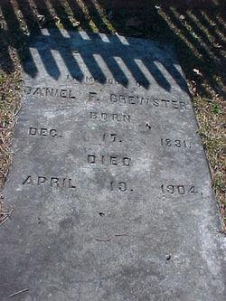 Daniel F Brewster