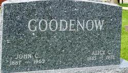 Alice Goodenow