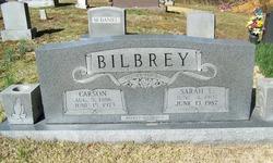 Sarah E. <i>Buckner</i> Bilbrey