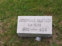 Josephine <i>Castner</i> Apgar