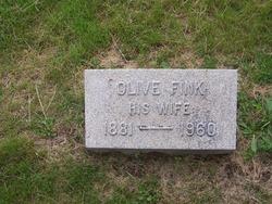 Olive <i>Fink</i> Apgar