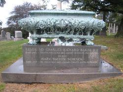 Mary Sneden <i>Schenck</i> Baker