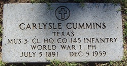 Carlysle Cummins