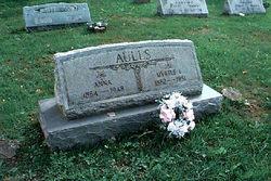 Anna C. <i>Feagles</i> Aulls