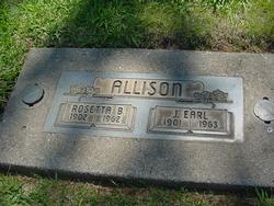 Jacob Earl Allison