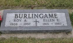 Ellen Edith <i>Sternberg</i> Burlingame