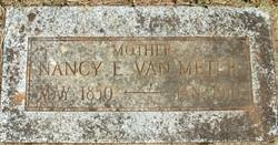 Nancy Etheline <i>Fowler</i> Van Meter