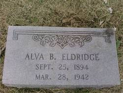 Alva Basil Eldridge