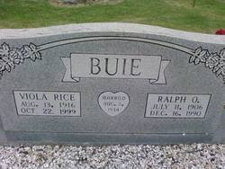 Ralph O. Buie