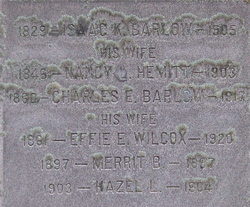 Hazel Luela Barlow