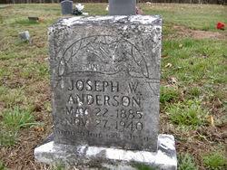 Joseph W. Anderson