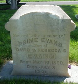 Prime Evans