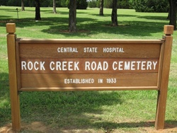 Rock Creek Road Cemetery
