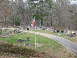 Union Hill Cemetery East