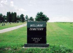 Wellman Cemetery