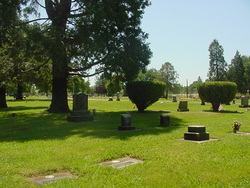 Anderson District Cemetery