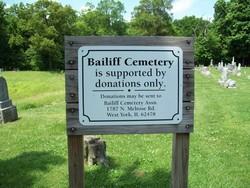 Bailiff Cemetery