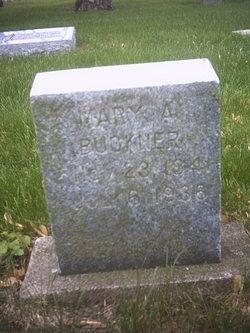 Mary A. <i>Bowman</i> Buckner