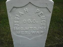 Pvt Josiah O. Pence