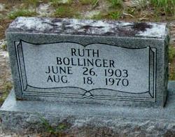 Ruth <i>Gause</i> Bollinger