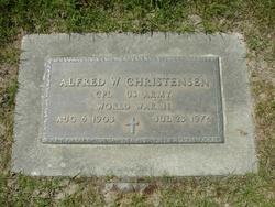 Alfred Wilhelm Christensen