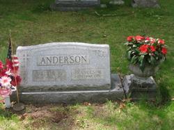 Frances Marquerite <i>Hess</i> Anderson