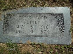Cates E. Pettey