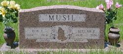 Robert F. Bob Musil