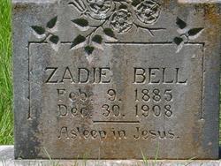 Zadie Bell Adams