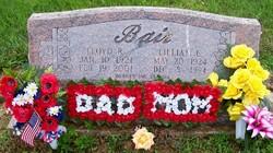 Lillian Edith <i>Mehrer</i> Bair